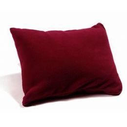 48 of Polar Fleece Pillow Sack - Burgundy