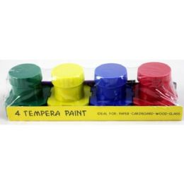 48 of Assorted Color Tempera Paint