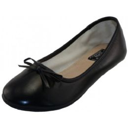 18 of Women's Ballet Flats ( Black Color Only)