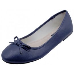 18 of Women's Ballet Flats Navy Color Only