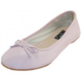 18 of Women's Ballet Flats Pink Color