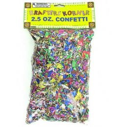 72 of Jumbo Craft Confetti Pack