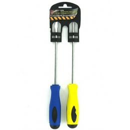 72 of 2 Pack Slotted And Phillips Screwdriver Set
