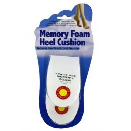 72 of Memory Foam Heel Cushion
