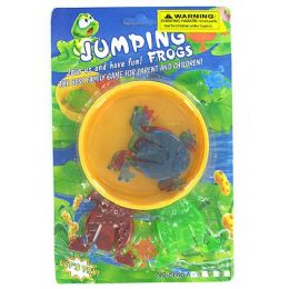 72 of Leap Frog Jumping Game