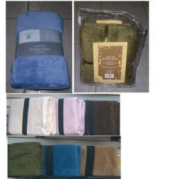 24 of King 102x86 Super Soft Microplush Blanket