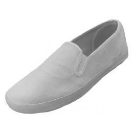 24 of Men's Twin Gore Shoes White Color Only