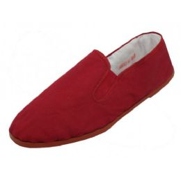 36 of Men's Slip On Twin Gore Cotton Upper With Rubber