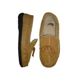 24 of Men's Moccasin Shoes