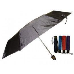 60 of Super Mini Umbrella Assorted Solid Colors