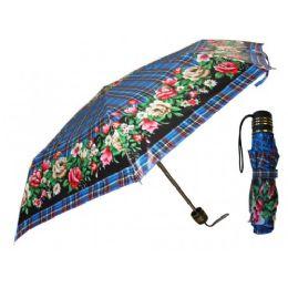 60 of 37 Inches Super Mini TrI-Fold Flower Print Umbrella
