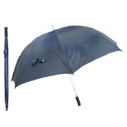 60 of Wind Resistance Jumbo Umbrella Black Only