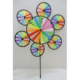 120 of Wind SpinneR-7 Rainbow Circles