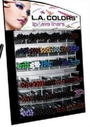 432 of La Colors Lip And Eye Liner With Dispaly