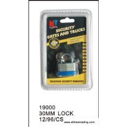 96 of 30mm Security Lock