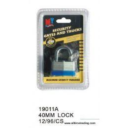 96 of 40mm Security Lock