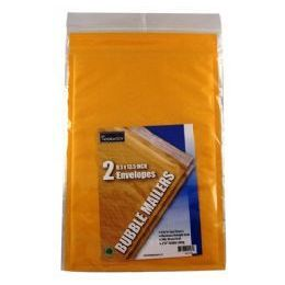 24 of Bubble Mailers - 9.5 X 13.5 - 2 Pack - Wrapped