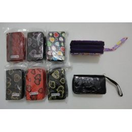 96 of 3 Compartment WalleT-Assorted