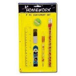 96 of School Tools Set - 7 Pcs - Asst.tools