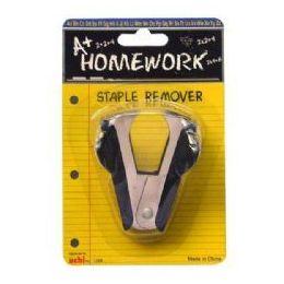 48 of Staple Remover - 1 Pack - Standard Design