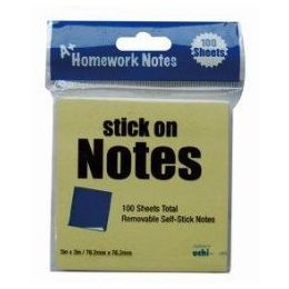 48 of Stick On Notes 3x3 100 Sheet