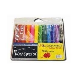 48 of Water Color Markers - 12 Pk - Broad Tip - Asst. Colors