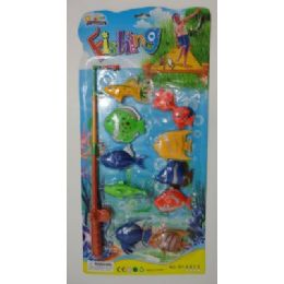 48 of 11pc Magnetic Fishing Game