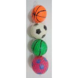 72 of 4pk Soft Sports Balls