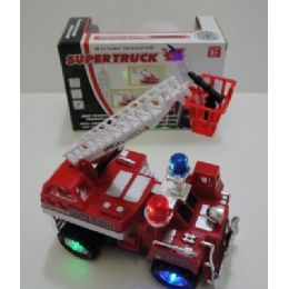 48 of Battery Operated Fire Truck