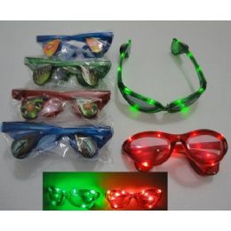 240 of Light Up GlasseS-Assorted Prints