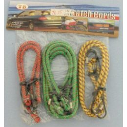 24 of 6pc Bungee Cord