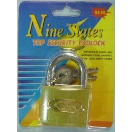 36 of Security Padlock