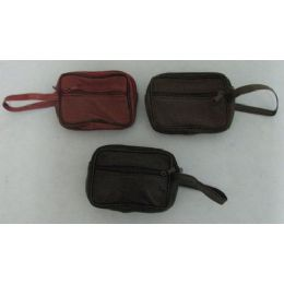 72 of 3 Compartment Change PursE-Wrist Strap