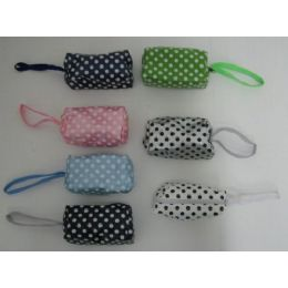 144 of Change Purse With Wrist StraP-Polka Dots