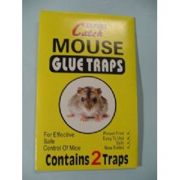 72 of 2pk Mouse Glue Trap