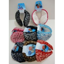 144 of Earmuffs With Fur InsidE--Printed