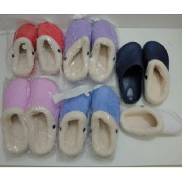 48 of Kids Fleece Lined Garden Shoes 3-10