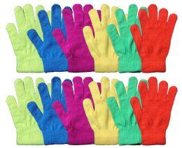 72 of Neon Craze Magic Gloves