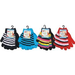 144 of 2 Pack Magic Glove Assorted Colors