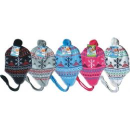 96 of Fleeced Lined Winter Hat