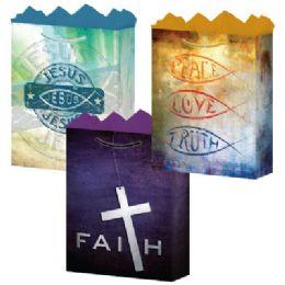 """144 of Faith 3 Asst. Large 10.25"""" X 12.75"""" X 5"""""""