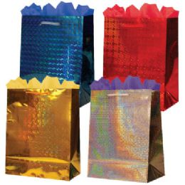 144 of GifT-Bag Jumbo Hologram 4 Colors