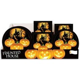 Haunted House PrE-Packed Counter Shipper, 96 Ct.