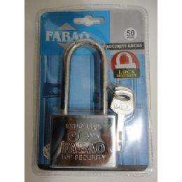 72 of 50mm Heavy Duty Security Lock With Keys