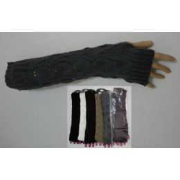 36 of Arm WarmeR--Solid Color Knit