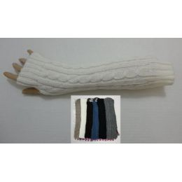 84 of Arm WarmeR--Solid Color Knit