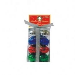 72 of Christmas Disco Ball OrnamentS- Multi Color