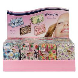 72 of Fabric Cosmetic Bags In Display Box