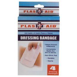 72 of Item# 992 4 Pk Dressing Bandages
