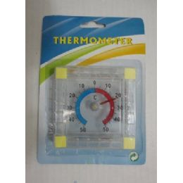 120 of 3 Inch Square Thermometer